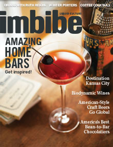 Imbibe- Amazing Home Bars